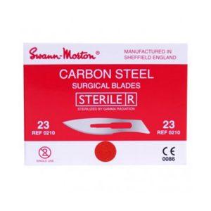Swann Morton Carbon Steel Blades