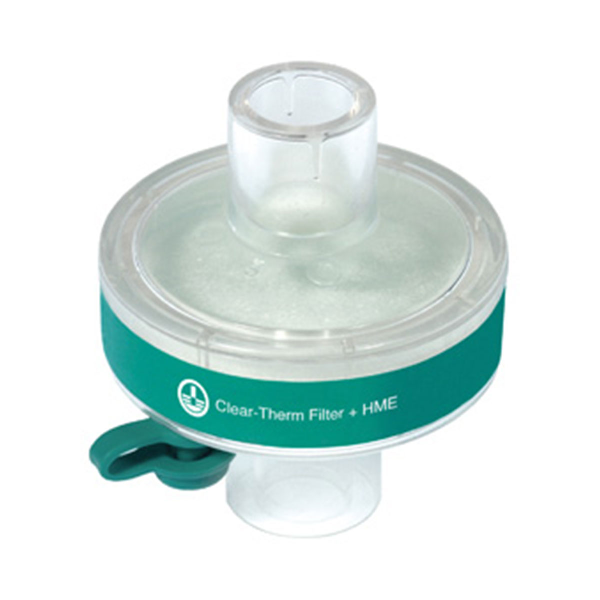Clear-Therm Mini HMEF With Luer Port