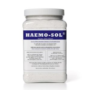 HAEMO-SOL CLEANER