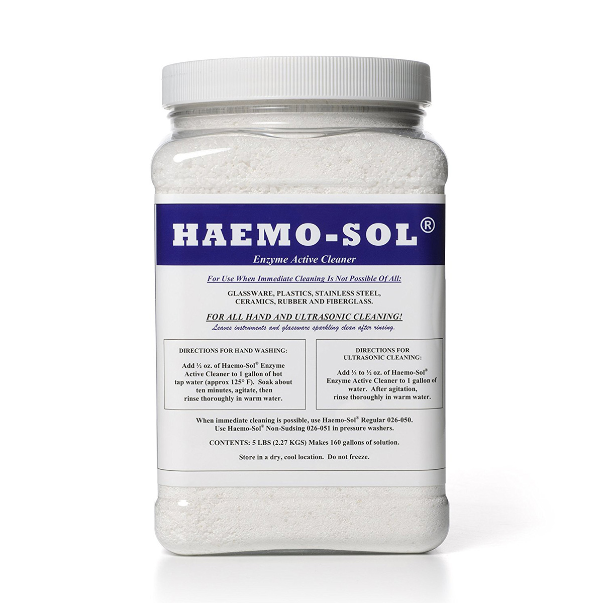 Haemo Sol Cleaner