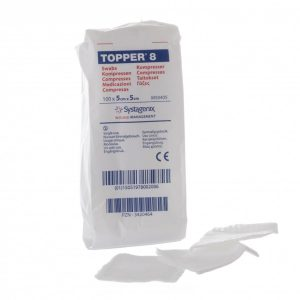 Topper 8 Wound Dressing