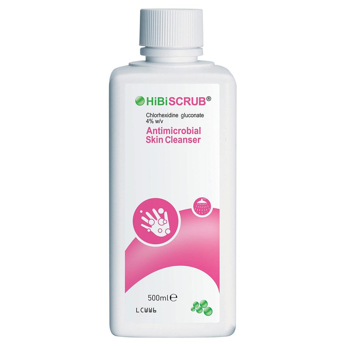 Hibiscrub Skin Cleanser 500ml